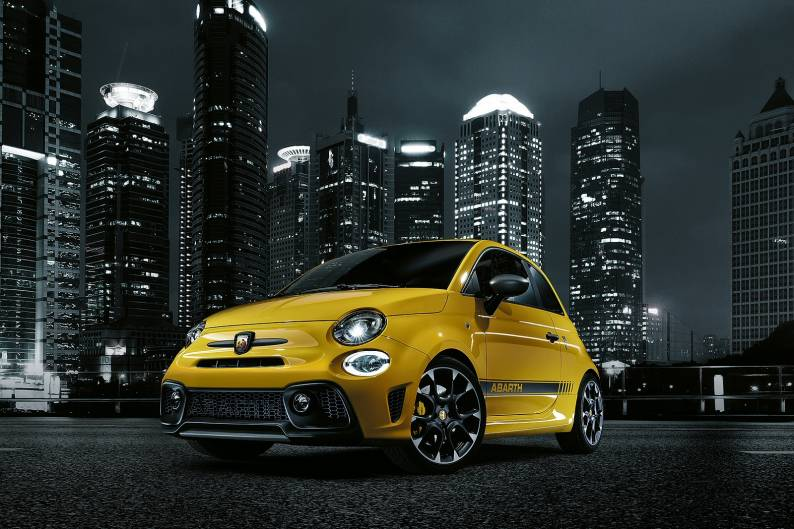 Abarth 595 review | Car review | RAC Drive