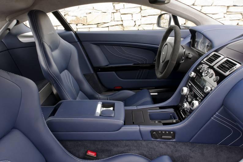 Aston Martin Vantage S review
