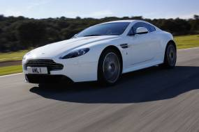 Aston Martin Vantage S review