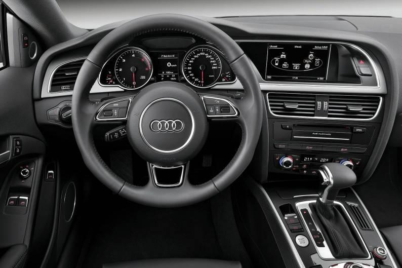 Audi A5 Coupe 2.0 TFSI quattro 225PS