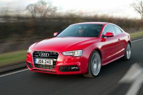 Audi A5 Coupe 3.0 TDI quattro s tronic