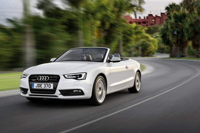 audi a5 cabriolet review car review rac drive. Black Bedroom Furniture Sets. Home Design Ideas