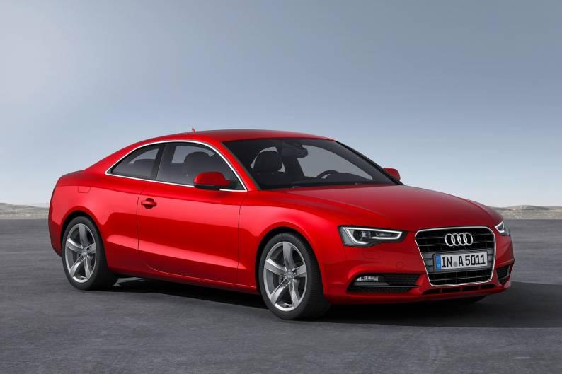 Audi A5 Coupe 2.0 TDI ultra