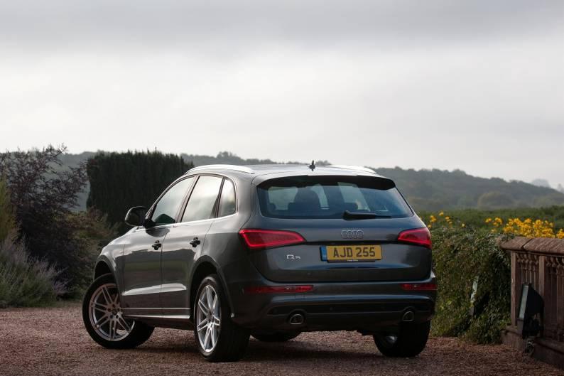 Audi Q5 2.0 TFSI review