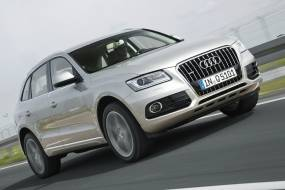 Audi Q5 3.0 TDI review