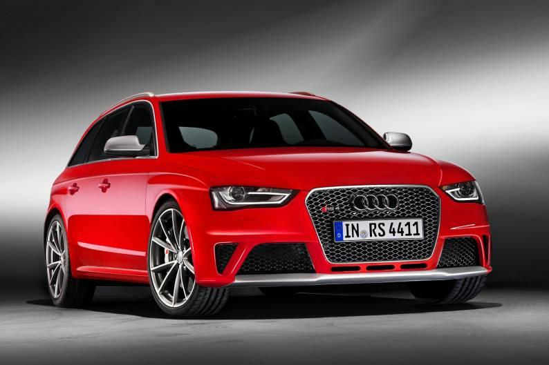 Audi RS4 Avant review