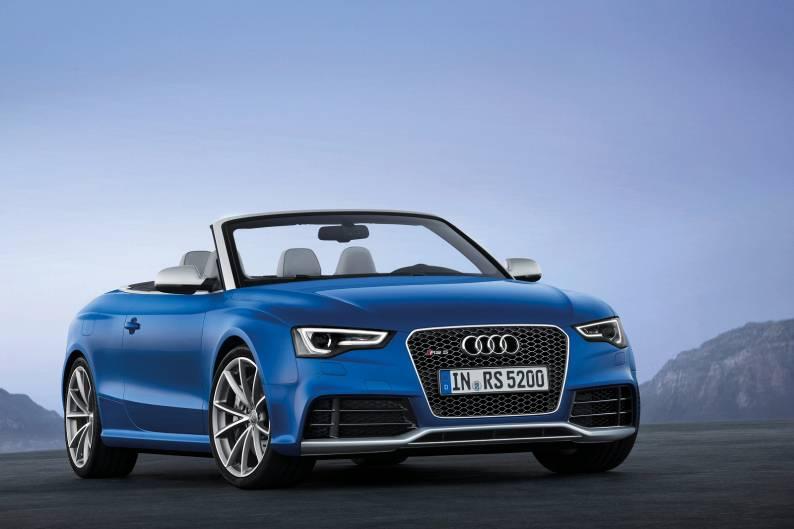Audi RS 5 Cabriolet review