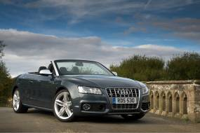 Audi S5 Cabriolet review