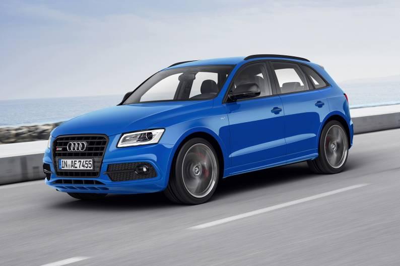Audi SQ5 TDI review