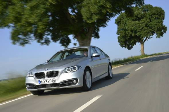 BMW 518d review
