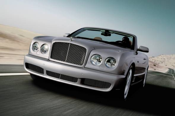 Bentley Azure T review