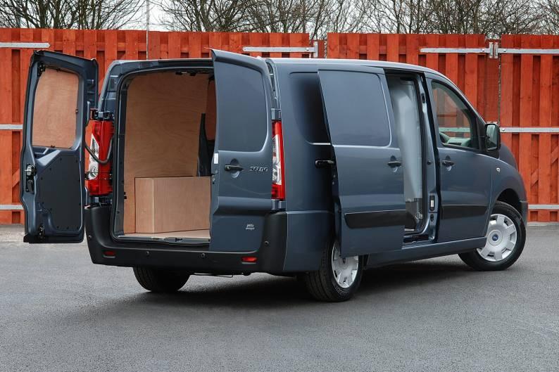 fiat scudo car review rac drive. Black Bedroom Furniture Sets. Home Design Ideas