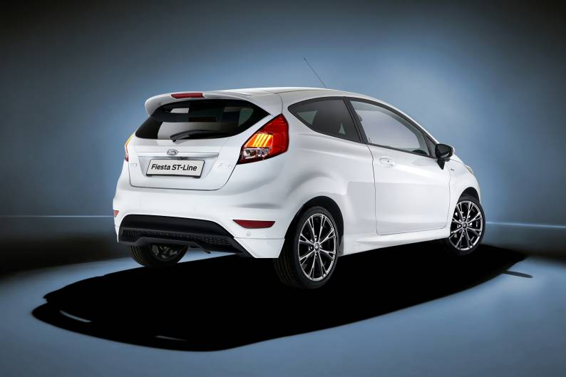 Ford Fiesta ST-Line review