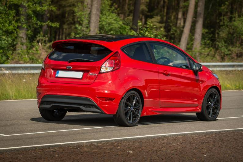... Ford Fiesta Zetec-S Red and Black Editions review ... & Ford Fiesta Zetec-S Red and Black Editions review | Car review ... markmcfarlin.com