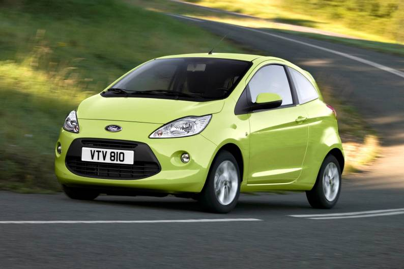 Ford Ka   Tdci Review