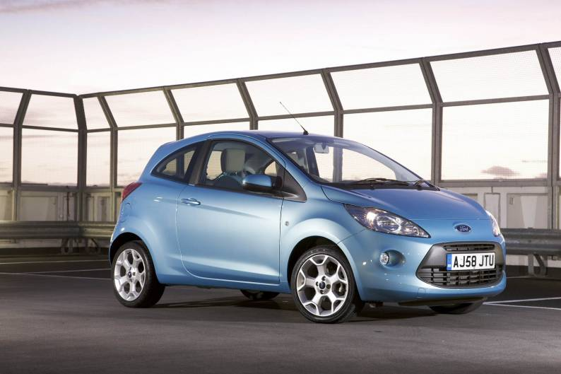 Ford Ka Small Is Beautiful Review