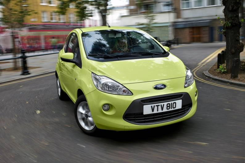 Ford Ka The Day To Day Choice Review