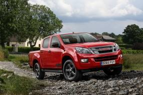 Isuzu D-Max Fury review