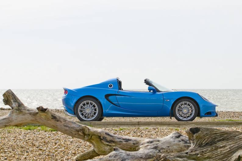 Lotus Elise 1.6 S