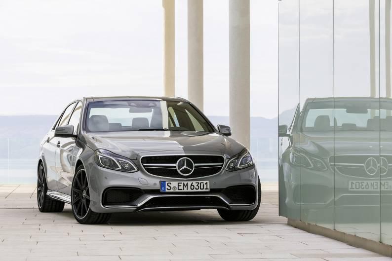 Mercedes-AMG E63 review