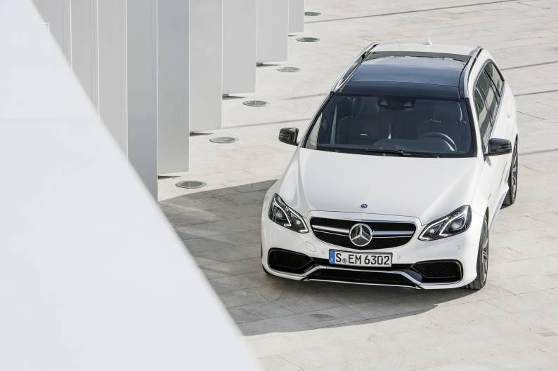 Mercedes-AMG E63 S review