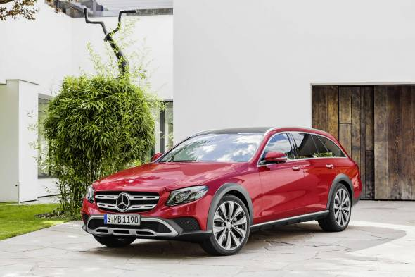 Mercedes-Benz E-Class All-Terrain review