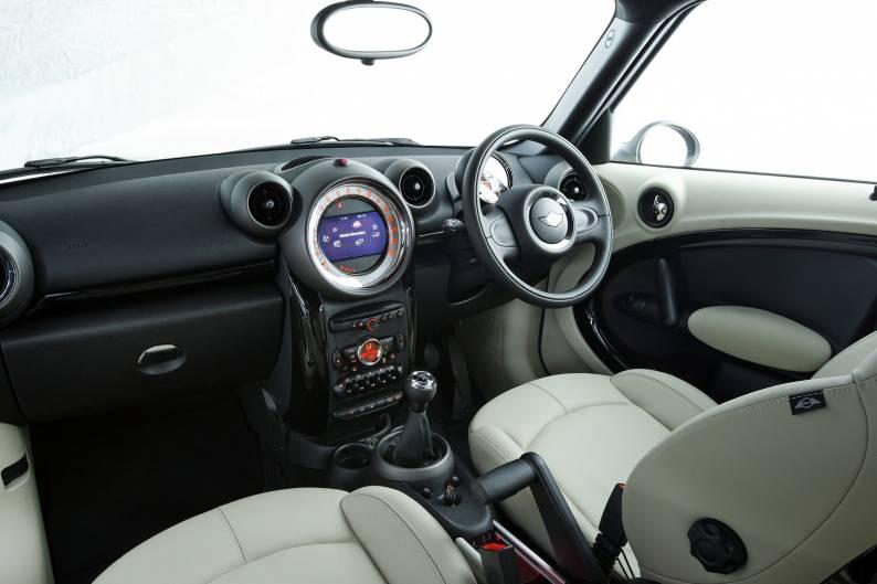 MINI Cooper SD Countryman review
