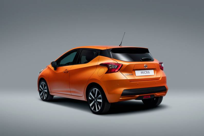 Nissan Micra - Preview review