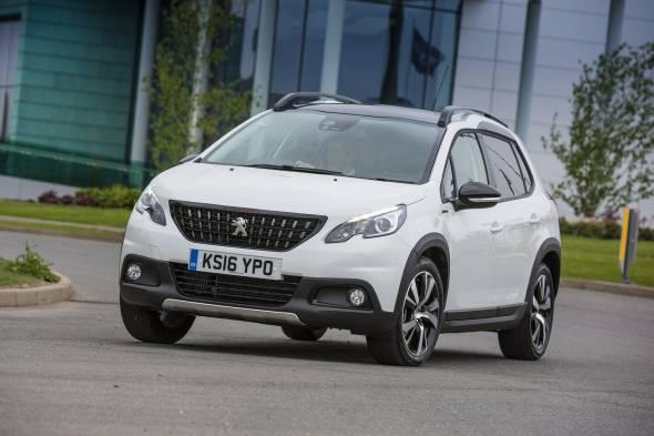 Peugeot 2008 BlueHDi 120 review