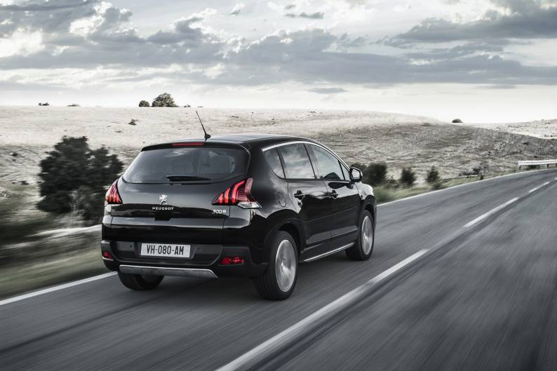 Peugeot 3008 Crossover 1.6 THP 156 review