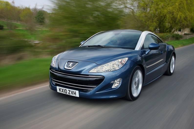 Peugeot RCZ 1.6 THP review