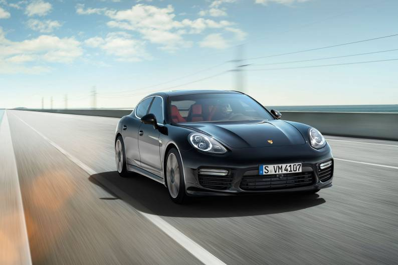 Porsche Panamera Turbo review