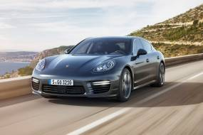 Porsche Panamera Turbo S review