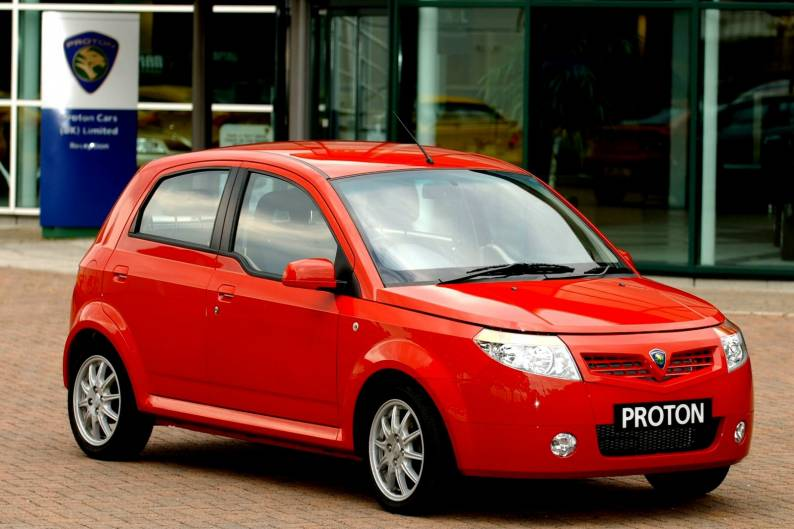 Proton Savvy (2005 to date) review
