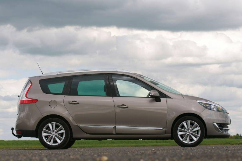 renault grand scenic 1 5 dci car review rac drive. Black Bedroom Furniture Sets. Home Design Ideas
