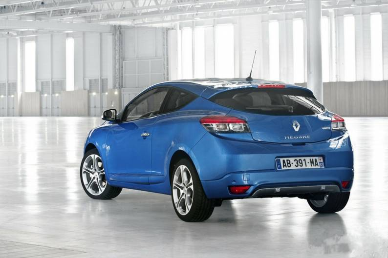 Renault Megane Coupe 1.6dCi 130 review