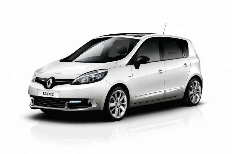 renault scenic limited car review rac drive. Black Bedroom Furniture Sets. Home Design Ideas