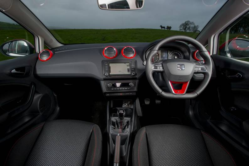 SEAT Ibiza 10 EcoTSI review  Car review  RAC Drive