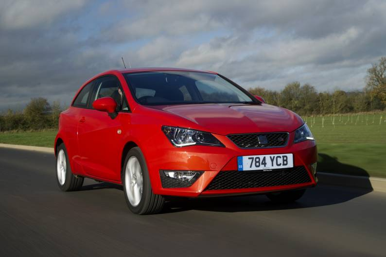 seat ibiza fr 1 4 tdi review car review rac drive. Black Bedroom Furniture Sets. Home Design Ideas