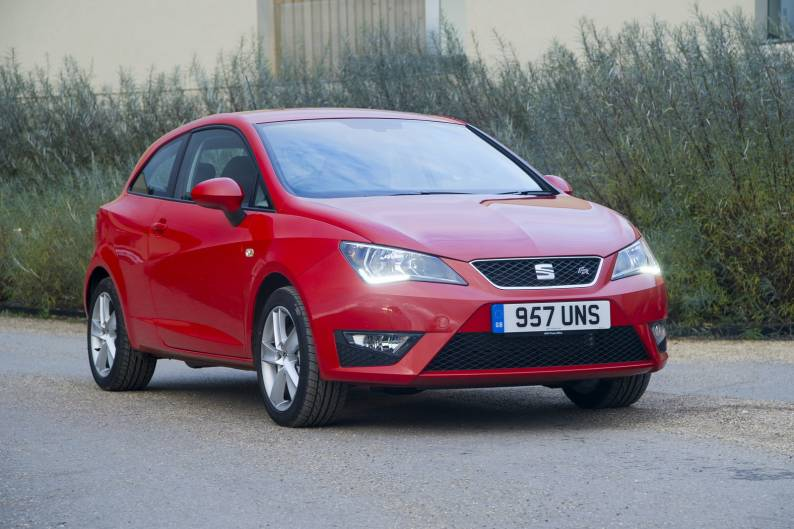 seat ibiza fr 1 4 ecotsi 150ps review car review rac drive. Black Bedroom Furniture Sets. Home Design Ideas