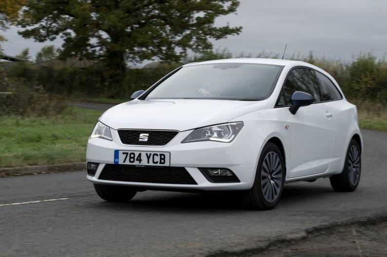 seat ibiza sc review car review rac drive. Black Bedroom Furniture Sets. Home Design Ideas