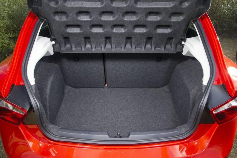 SEAT Ibiza SC review