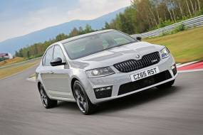 Skoda Octavia vRS 230 review