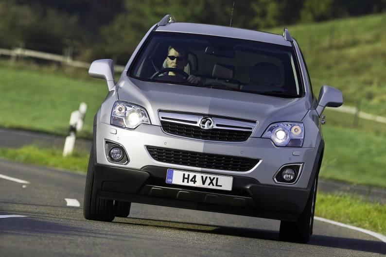Vauxhall Antara review