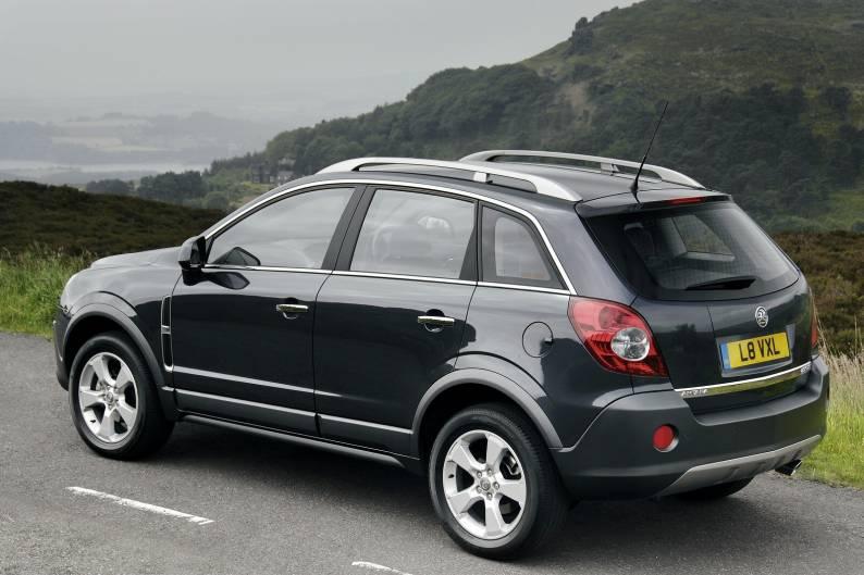 Vauxhall Antara CDTi 163 review