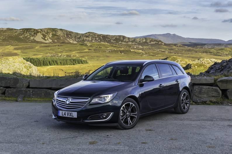 Vauxhall Insignia Sports Tourer review