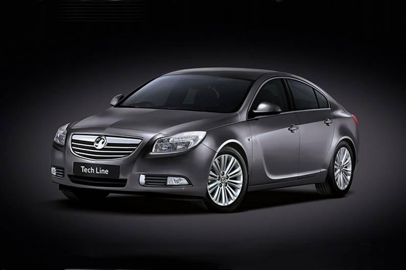 Vauxhall Insignia Tech Line range review   Car review   RAC Drive