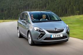 Vauxhall Zafira Tourer CDTi range