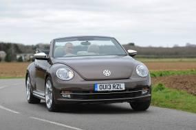Volkswagen Beetle Cabriolet 2.0TSI