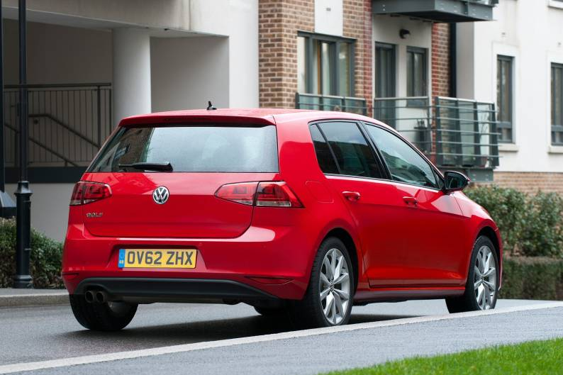 Volkswagen Golf 1.2 TSI review